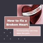 Do You Suffer from a Broken Heart?